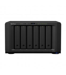 Synology 6 bay NAS DS1621+