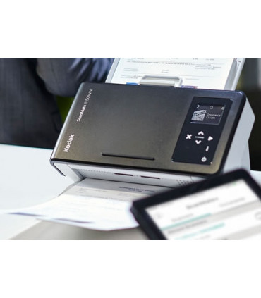 Máy scan, scanner Kodak SCANMATE i1150WN (30ppm, 3000ppd, A4, Wifi, RJ45)  | Workgroup  | Kodak  | khuetu.vn