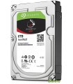 SEAGATE IRONWOLF 6TB 3.5 Inch SATA HDD 7200rpm 256MB Cache (ST6000VN0033)