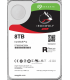 Ổ cứng chuyên dụng SEAGATE IRONWOLF PRO 8TB 3.5 Inch SATA HDD 7200rpm 256MB Cache (ST8000NE0004)  | Seagate IronWolf Pro  | S...